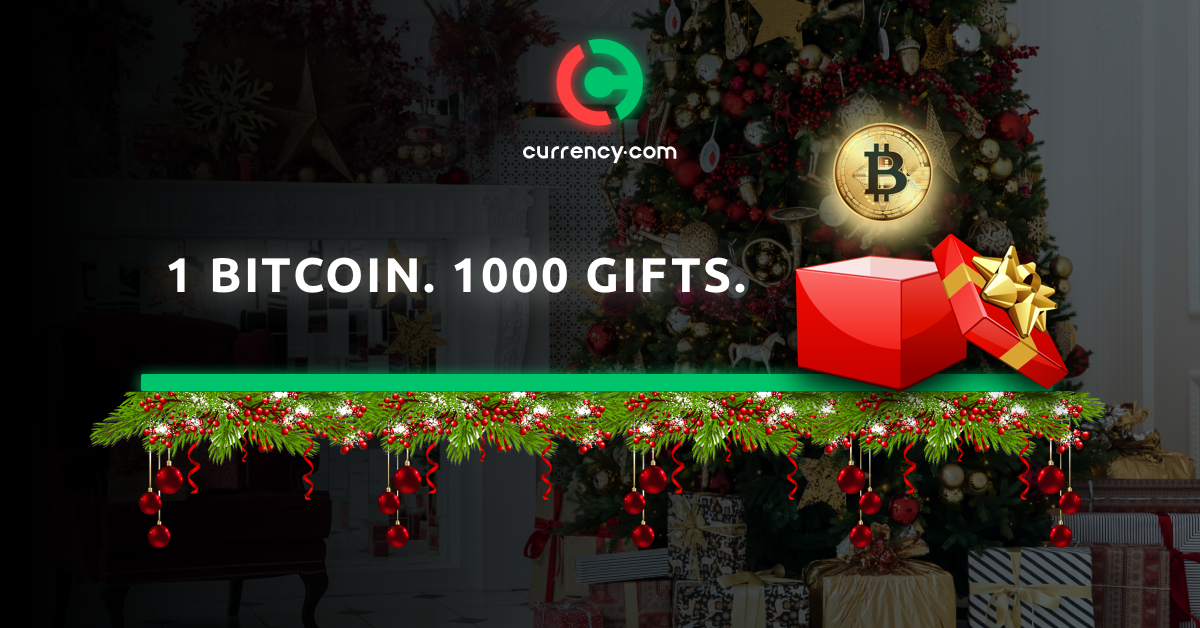 Win 1 BTC with Currency.com